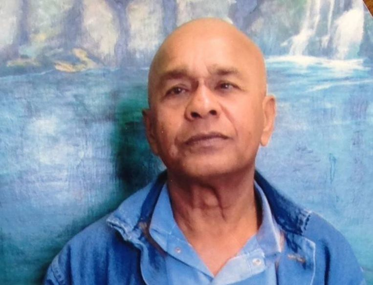 Jaitsen Singh. Beeld