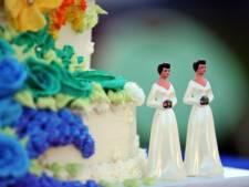 Huwelijk tussen vrouwen eindigt vaakst in scheiding