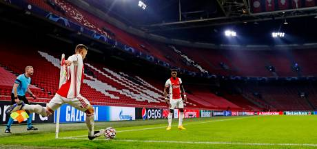 Ajax kan het thuis afmaken tegen Atalanta, maar dat is nou net het probleem