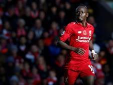 Mané verlengt contract bij Liverpool