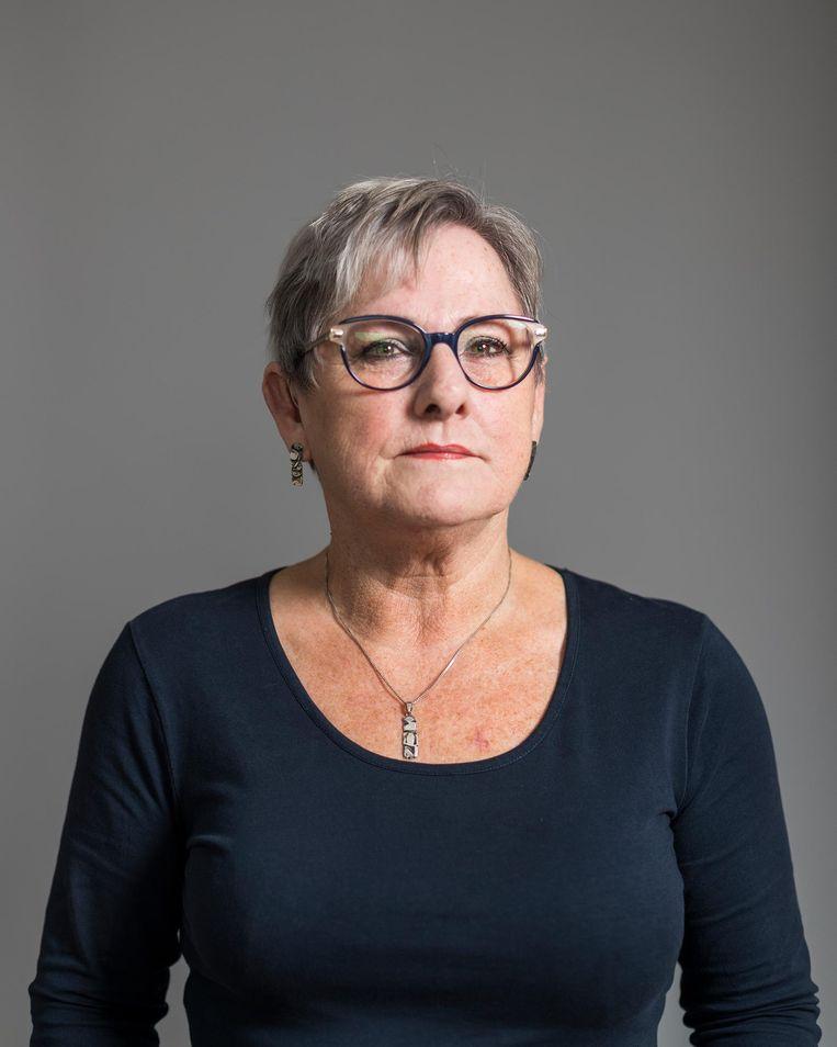 Ine Kreuk (65). Beeld Jiri Buller