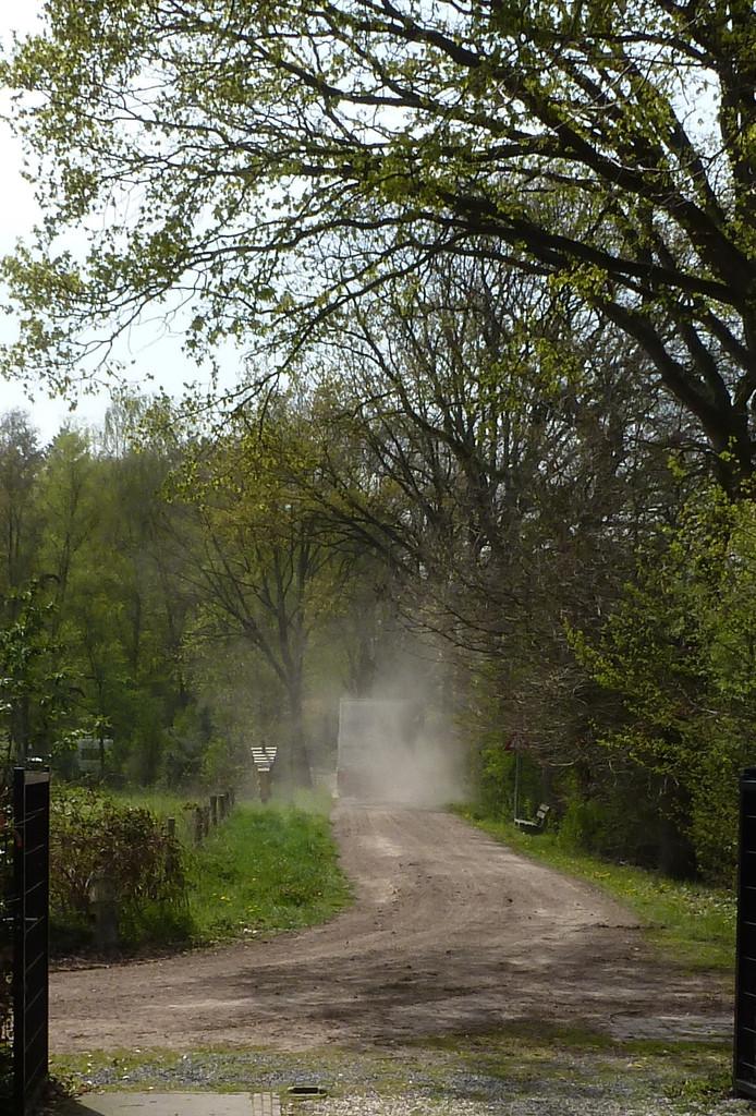 Na de laatste onderhoudsbeurt op De Noenes is het probleem van fijnstof toegenomen, zo constateren de bewoners.
