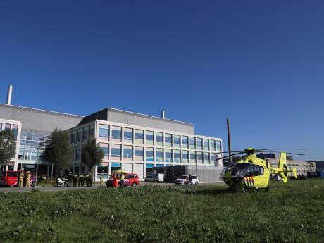 Gewonden door explosie bij faculteit TU Delft