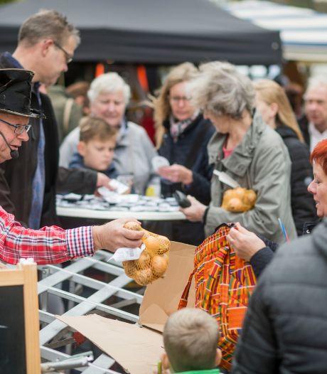 Voorbereiding Dag van de Markt in Haaksbergen in volle gang: 'We maken er een mooi feest van'
