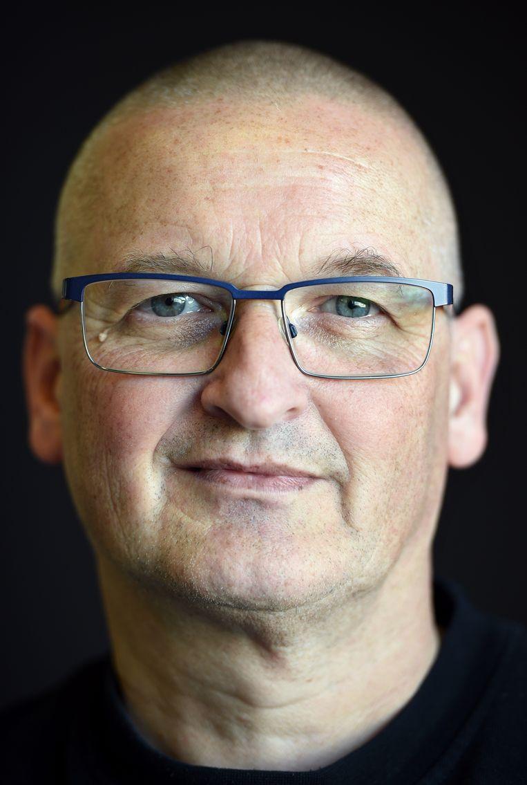 John van Lierop, algemeen leider. Beeld Marcel van den Bergh