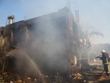 """Woning van oud-politicus Erik Roosenboom uit Haarlo  ontsnapt aan vuurzee in Turkije: """"Vreselijk: het halve dorp is afgebrand."""""""