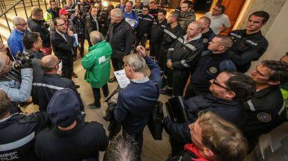 Brandweerlui schroeven activiteiten terug uit onvrede met beleid en werkdruk