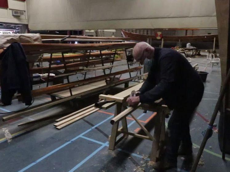 Wijk bij Duurstede krijgt eigen Vikingschip