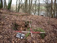 Monnikenwerk op de Duivelsberg is voltooid: 1.300 sporen van de oorlog gevonden