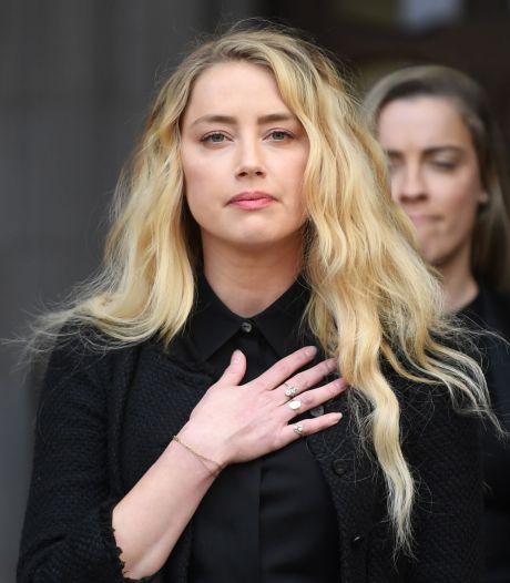 Amber Heard dagvaardt politie Los Angeles in zaak tegen Depp