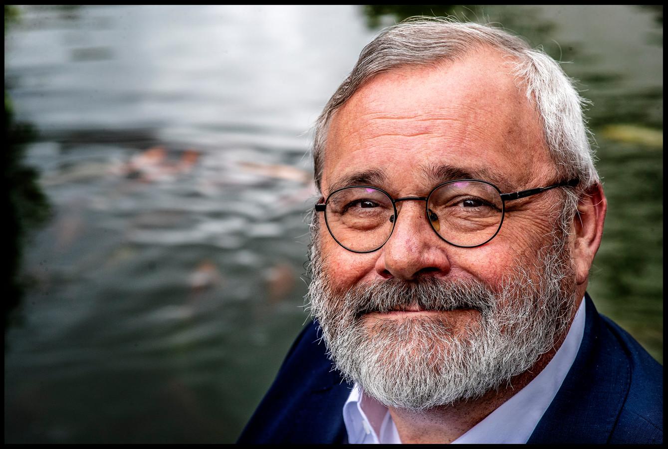 GGD-directeur Sjaak de Gouw.