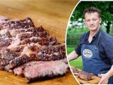 """""""Ik verwarm mijn côte à l'os voor tot hij bleu chaud is."""" Topslager Hendrik Dierendonck verklapt hoe je het perfecte stukje rundsvlees barbecuet"""