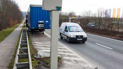 Motorrijder met 159 kilometer per uur geflitst in zone 50