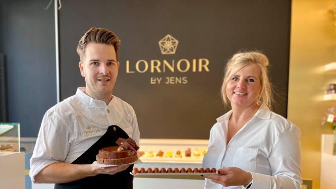 'Lornoir by Jens' in Schilde is nieuw paradijs op aarde voor liefhebbers van zoete delicatessen
