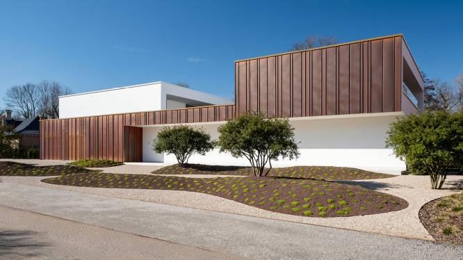 5 buitengewone én Belgische huizen: van een Japans paviljoen tot een bungalow met gebogen glas