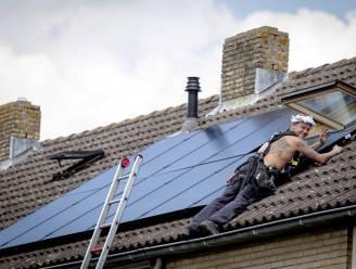 Al 1 op de 9 gezinnen heeft zonnepanelen