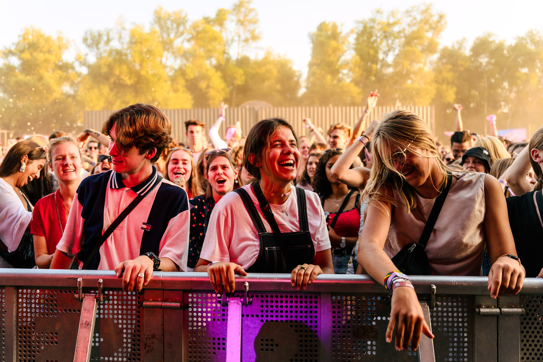 Festival - Fire Is Gold 2019 - Linkeroever - Antwerpen. Beeld Damon De Backer