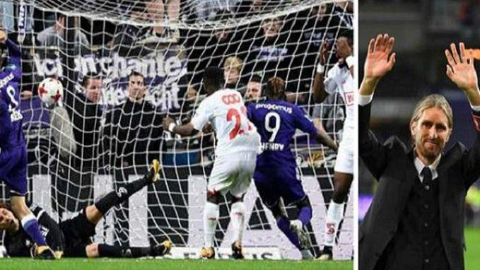 Geëmotioneerde Frutos neemt afscheid met zege: Onyekuru bevrijdt Anderlecht