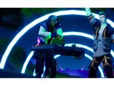 Optredens Steve Aoki, deadmau5 en Dillon Francis op minifestival in Fortnite