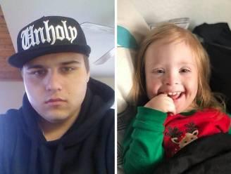 Meisje met Down (4) wordt doodgeslagen door mama's vriend nadat ze hem had durven onderbreken