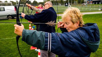 Senioren sporten er op los tijdens Beweeg mee-dag