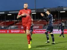 Odenthal kritisch op zichzelf én op scheidsrechter Kooij: 'Penalty sloeg nergens op'