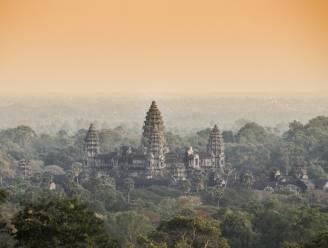 Archeologen ontdekken verloren steden onder de jungle bij Angkor Wat