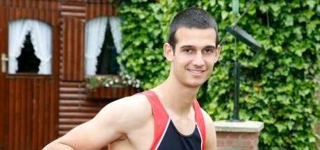 Van der Hooft komt 34 centimeter tekort voor NK-medaille