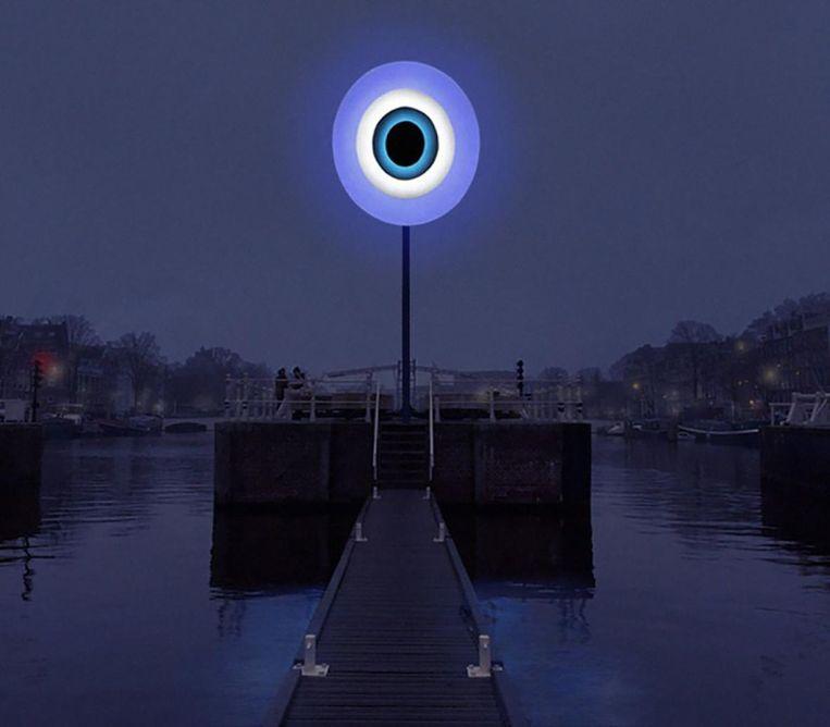 Eye to eye Beeld -