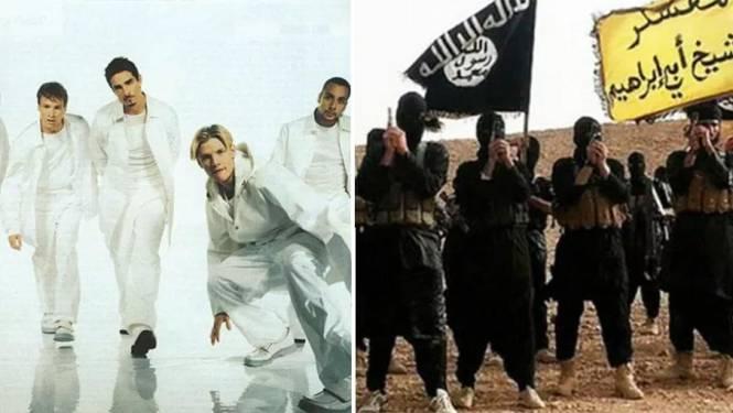 """Backstreet Boy waarschuwt terroristen: """"Ik schiet terug!"""""""