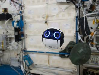 Unieke Japanse drone geeft eerste beelden vrij vanuit ruimtestation ISS