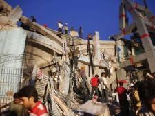 Au moins 113 morts dans l'effondrement d'un immeuble au Bangladesh