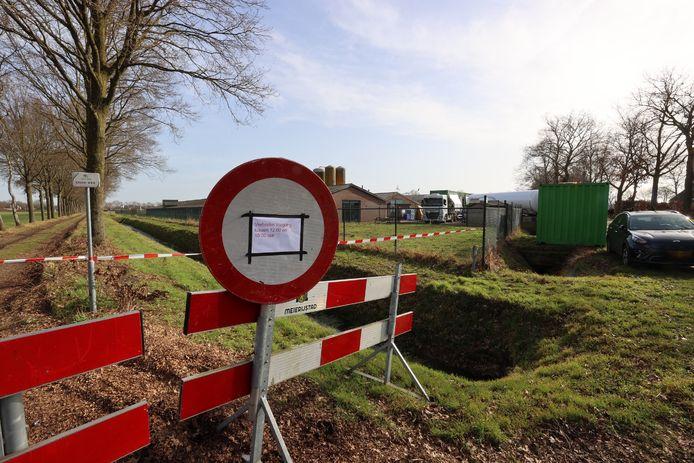 Uitbraak vogelgriep in Sint Oedenrode.