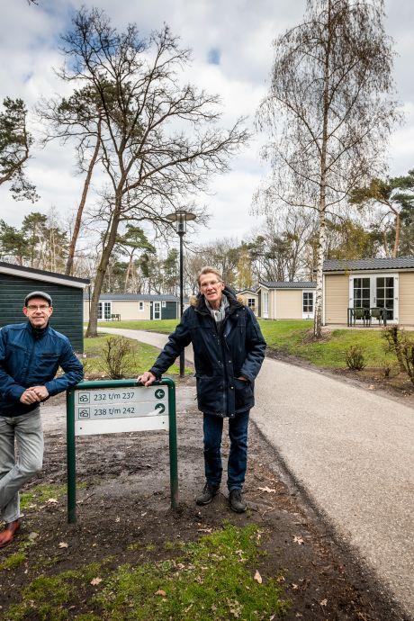 Hoe een 'arbeidsmigrantenpark' weer een vakantiepark werd: De Bikkels in Vlierden al voor de helft gerenoveerd