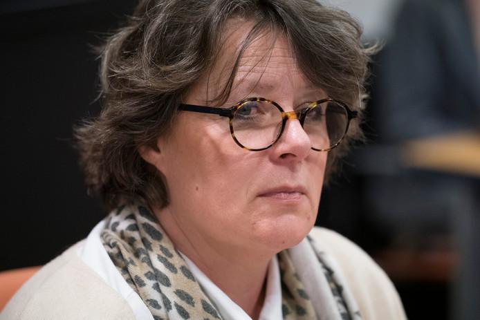 Wethouder Carine Blom (foto) botste als raadslid al geregeld met burgemeester Jeannette Zwijnenburg van Haaren.