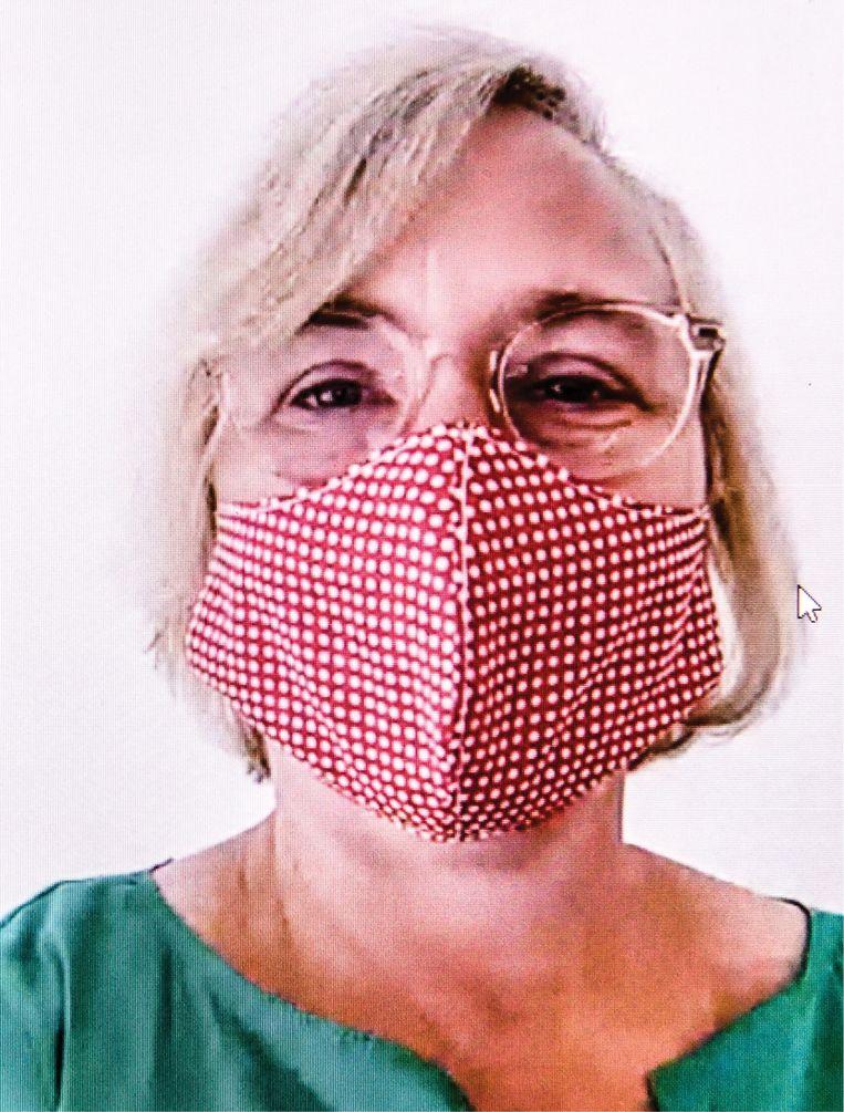 Sabine Van de Vyver. Beeld