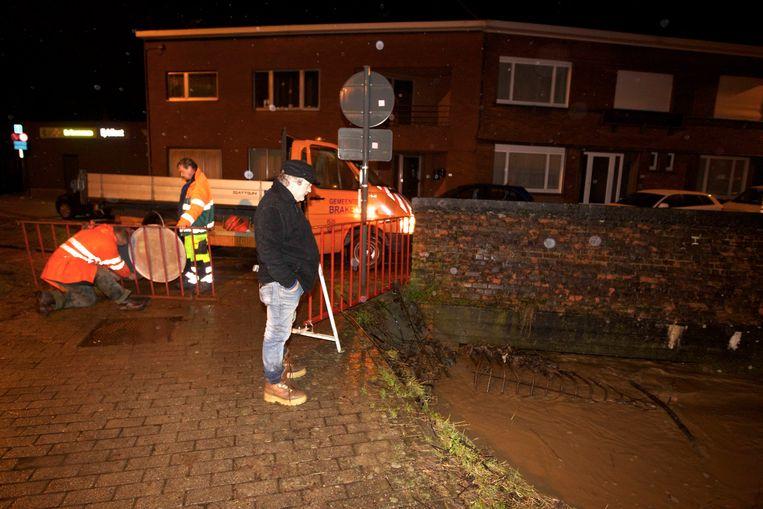 De zondvloed werd erkend als natuurramp.
