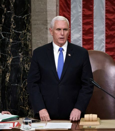 Mike Pence assistera à l'investiture de Biden
