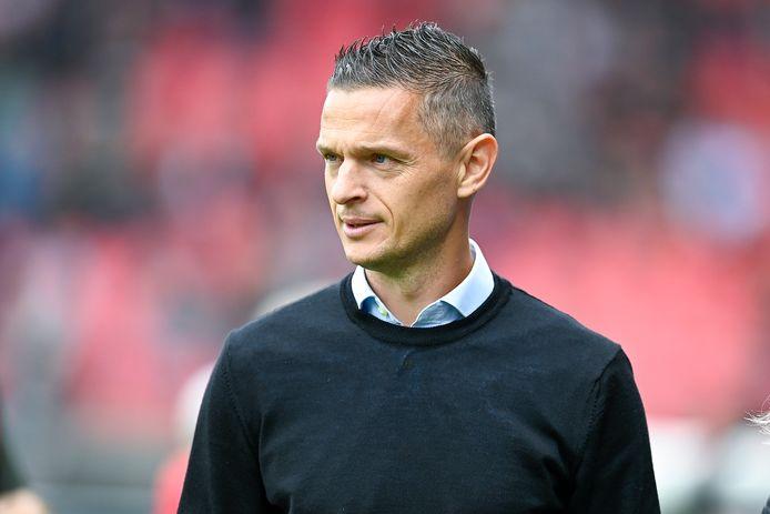 Rogier Meijer gaat vrijdag met NEC op bezoek bij Sparta Rotterdam.