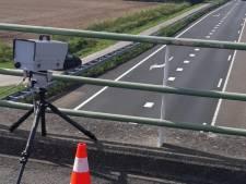 Slimme camera betrapt automobilisten op Zeeuwse wegen