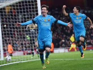 Lionel Messi schiet statistiek van Petr Cech aan diggelen