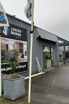 Failliet bouwbedrijf Jansen Terborg valt waarschijnlijk uit elkaar: zes bedrijven doen bieding