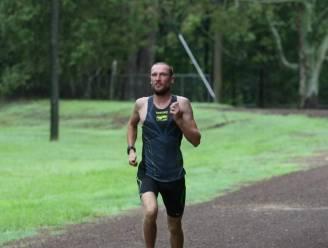 """In een coronavrij Australië wint Mathijs Casteele een lokale 5km : """"Mentaal deed het deugd om nog eens een wedstrijd te lopen"""""""