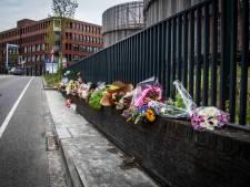 Bloemen, kaarsen en kaartjes op plek dodelijk ongeluk in Zutphen: 'We gaan je missen'