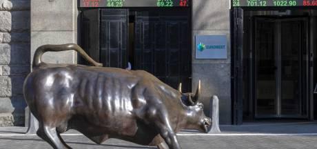 Beleggers nemen adempauze na nieuw record AEX