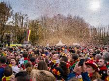Massaal bezocht 11-11 in Oeteldonk meer en meer op de tocht