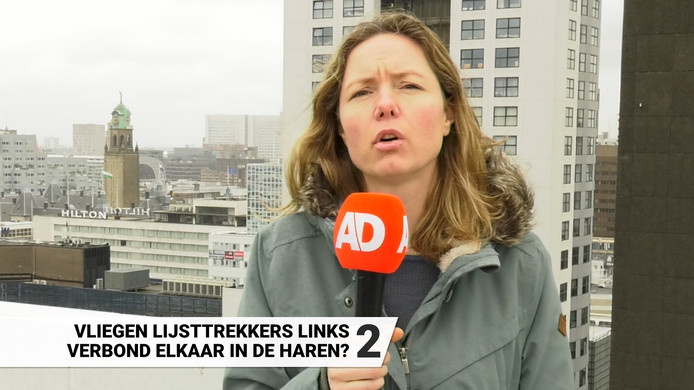 Politiek verslaggever Monica Beek blikt vooruit op het 010 Lijsttrekkersdebat.