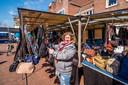 Kitty Pieterson verwacht dat de verkoop van tassen de komende tijd aantrekt.