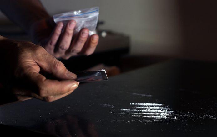 Cocaïne.
