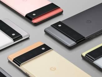 Google kondigt nieuwe smartphones aan: Pixel 6 en Pixel 6 Pro